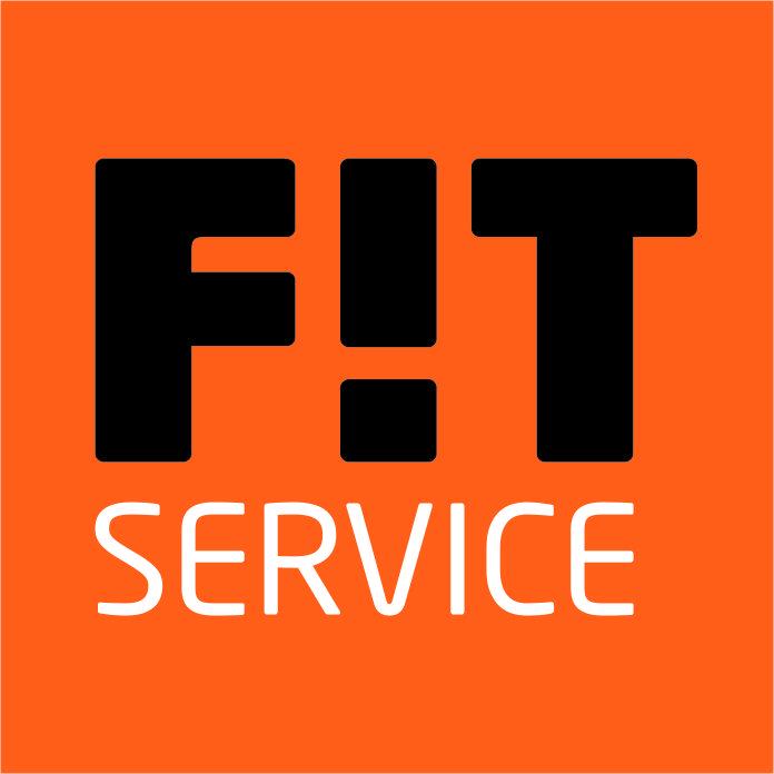 Логотип компании «FIT SERVICE»