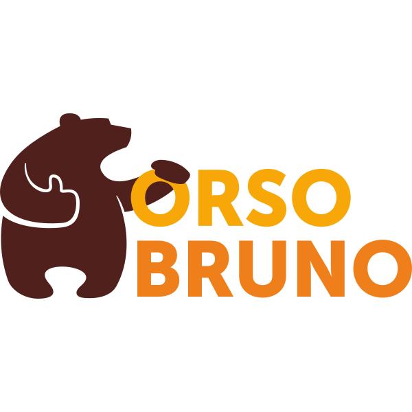 Логотип компании «Orso Bruno»