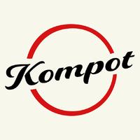 Логотип компании «Kompot Studio»