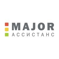 Логотип компании «Major Ассистанс»