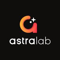 Логотип компании «AstraLab»