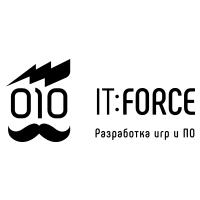 Логотип компании «IT Force»