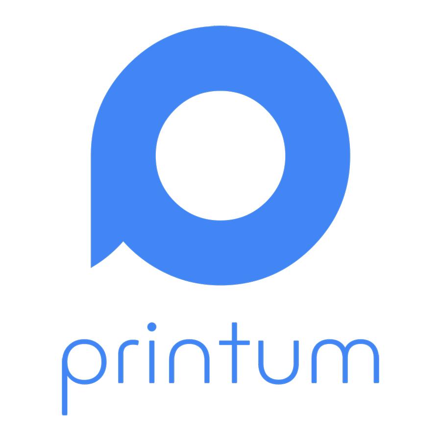 Логотип компании «Printum»