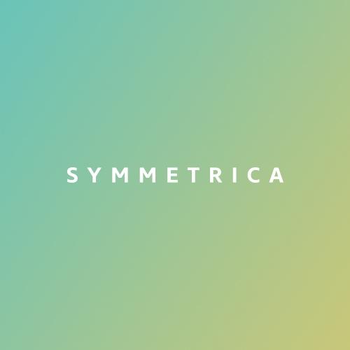 Логотип компании «Symmetrica»