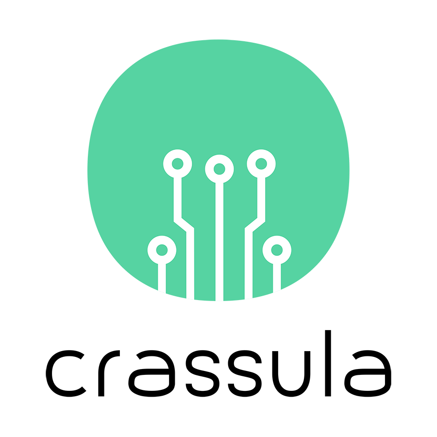 Логотип компании «Crassula»