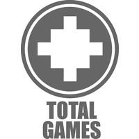 Логотип компании «Total Games»