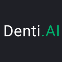 Логотип компании «Denti.AI»