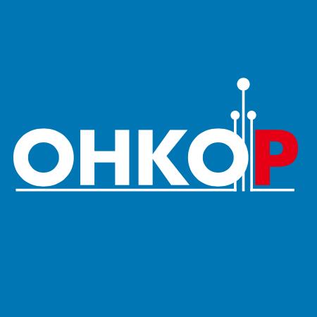 Логотип компании «ОНКОР»