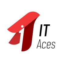 Логотип компании «IT-Aces»