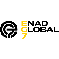 Логотип компании «Enad Global 7»