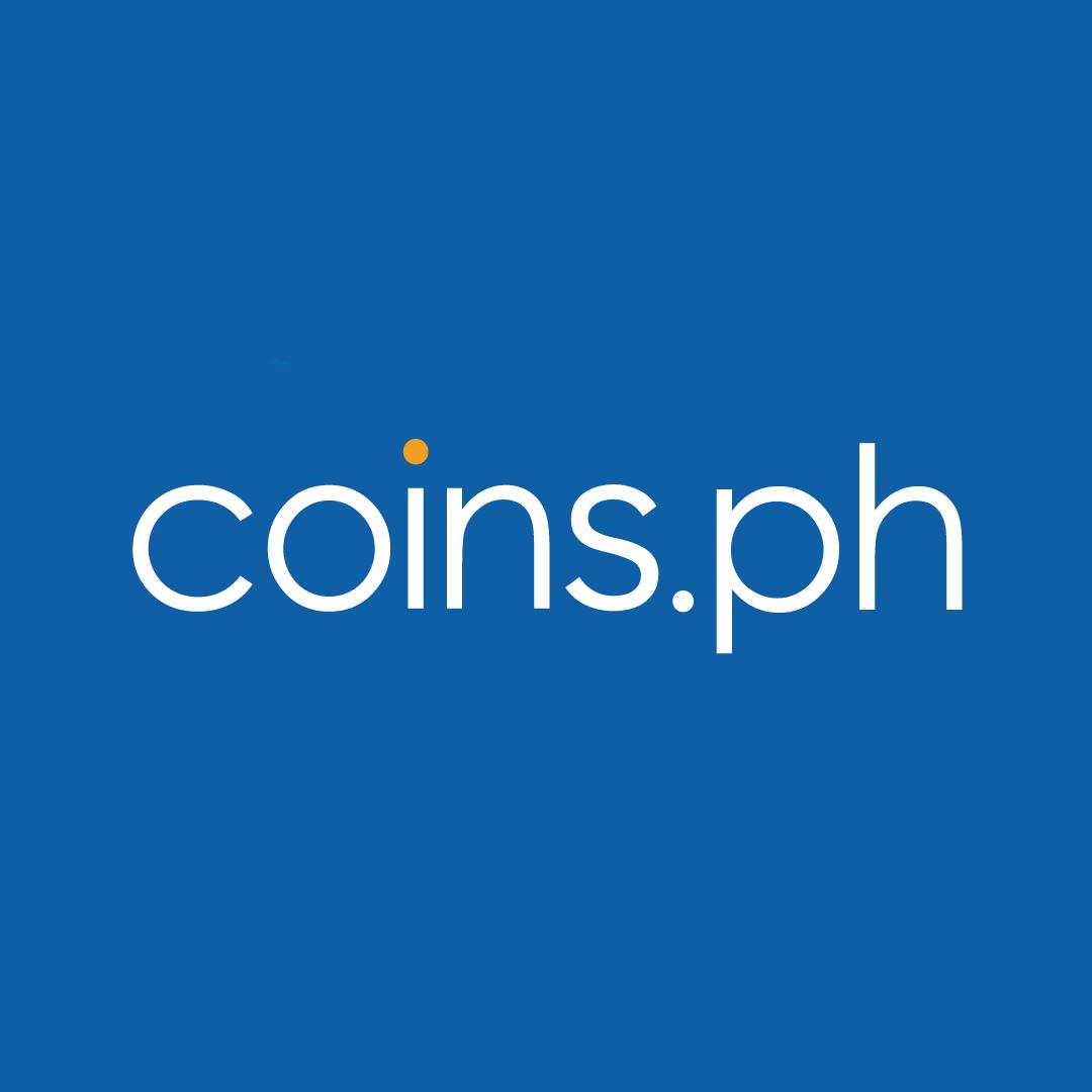 Логотип компании «Coins.ph»