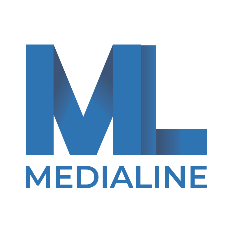 Логотип компании «MediaLine»
