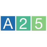 Логотип компании «А25»