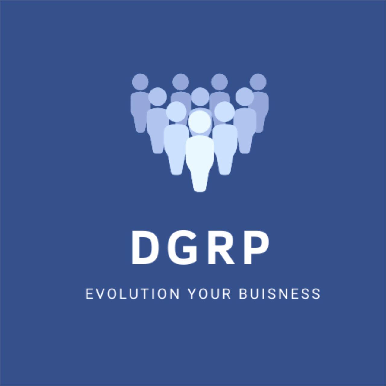 Логотип компании «Digital Group»