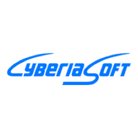 Логотип компании «CyberiaSoft»