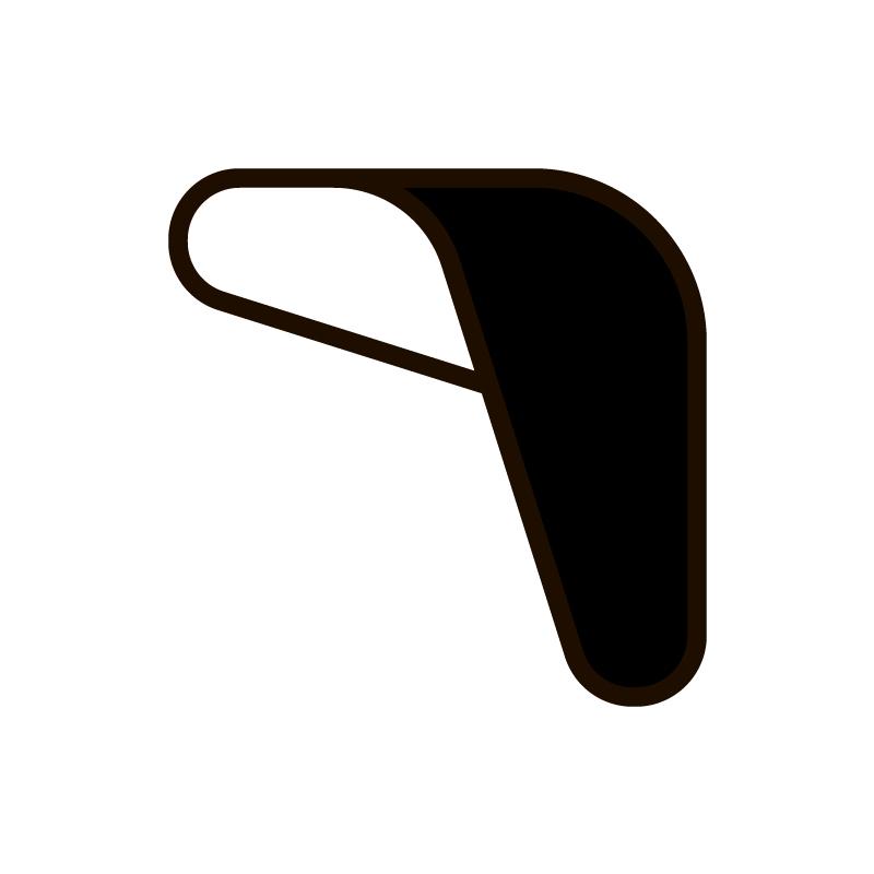 Логотип компании «Bumerang»