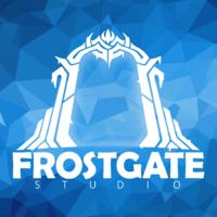 Логотип компании «Frostgate studio»