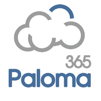 Логотип компании «Paloma365»