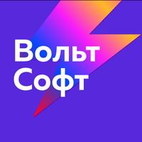 Логотип компании «VoltSoft»