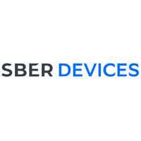 Логотип компании «SberDevices»