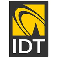 Логотип компании «IDT Technologies»