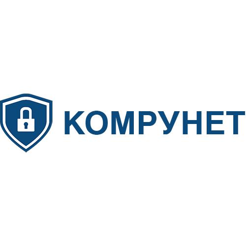 Логотип компании «Комрунет»