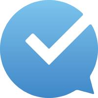Логотип компании «ChatsUp»