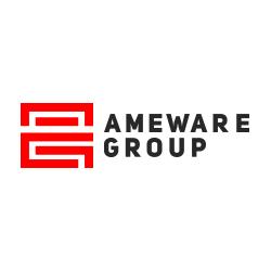 Логотип компании «Ameware Group»
