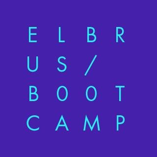 Логотип компании «Elbrus Coding Bootcamp»