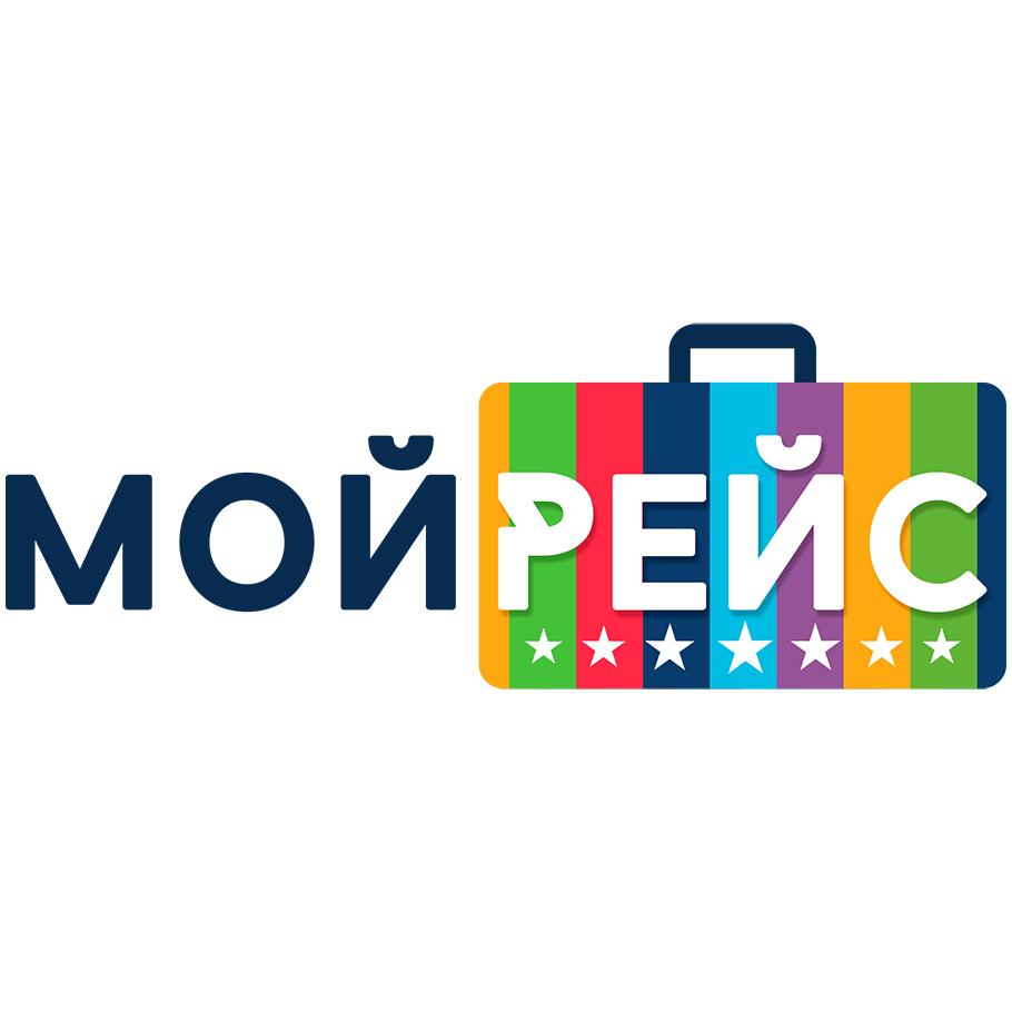 Логотип компании «ГК «Мой Рейс»»
