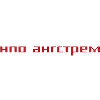 Логотип компании «НПО «Ангстрем»»
