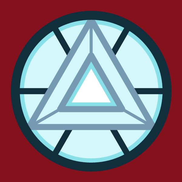 Логотип компании «IronMathTeam»