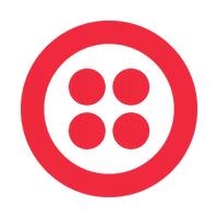 Логотип компании «Twilio»