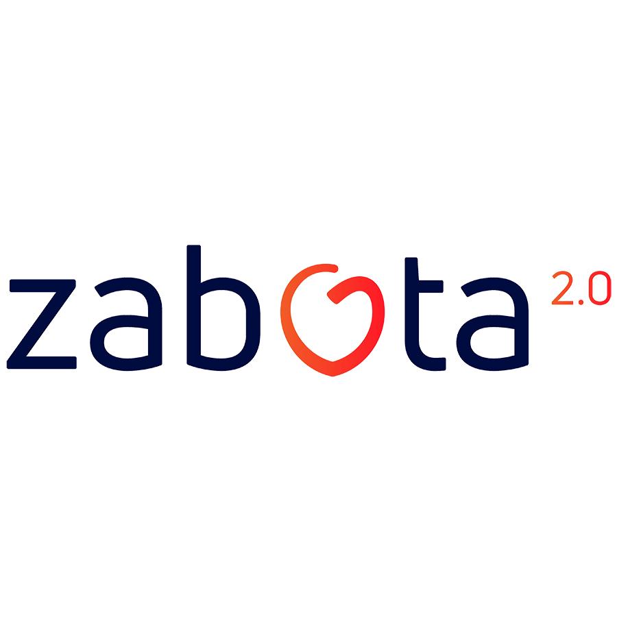 Логотип компании «Zabota 2.0»