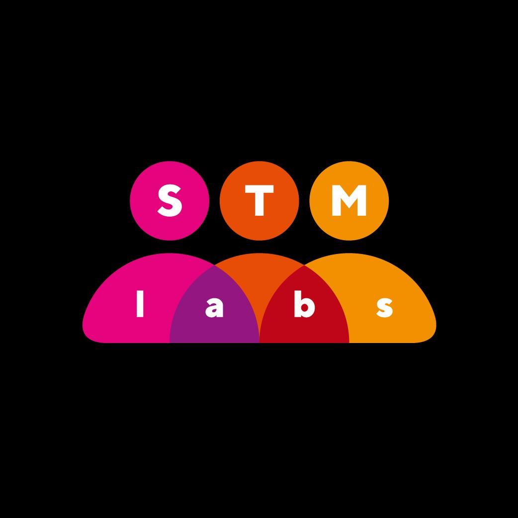 Логотип компании «STM Labs»