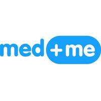 Логотип компании «Med.me»