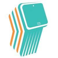 Логотип компании «Электронный кассир»