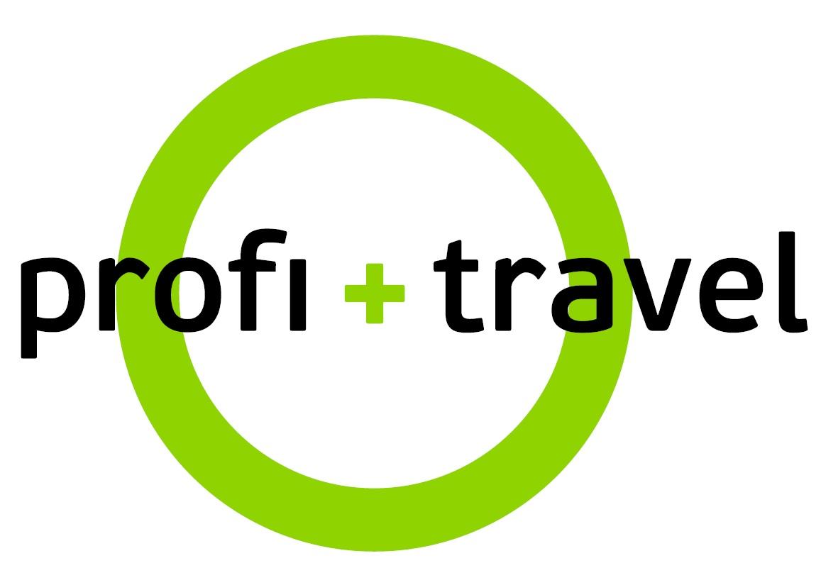 Логотип компании «Profi.travel»