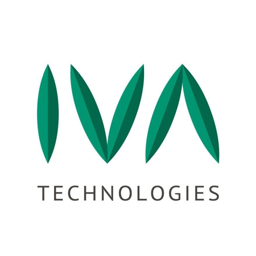 Логотип компании «IVA Technologies»
