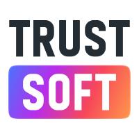 Логотип компании «TRUSTSOFT»