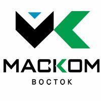 Логотип компании «МАСКОМ Восток»
