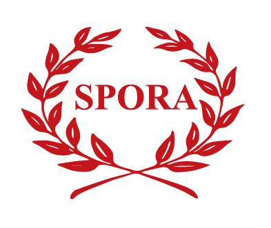 Логотип компании «SPORA»