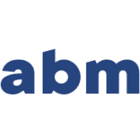 Логотип компании «ABM»