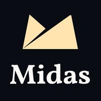 Логотип компании «Midas.Investments»