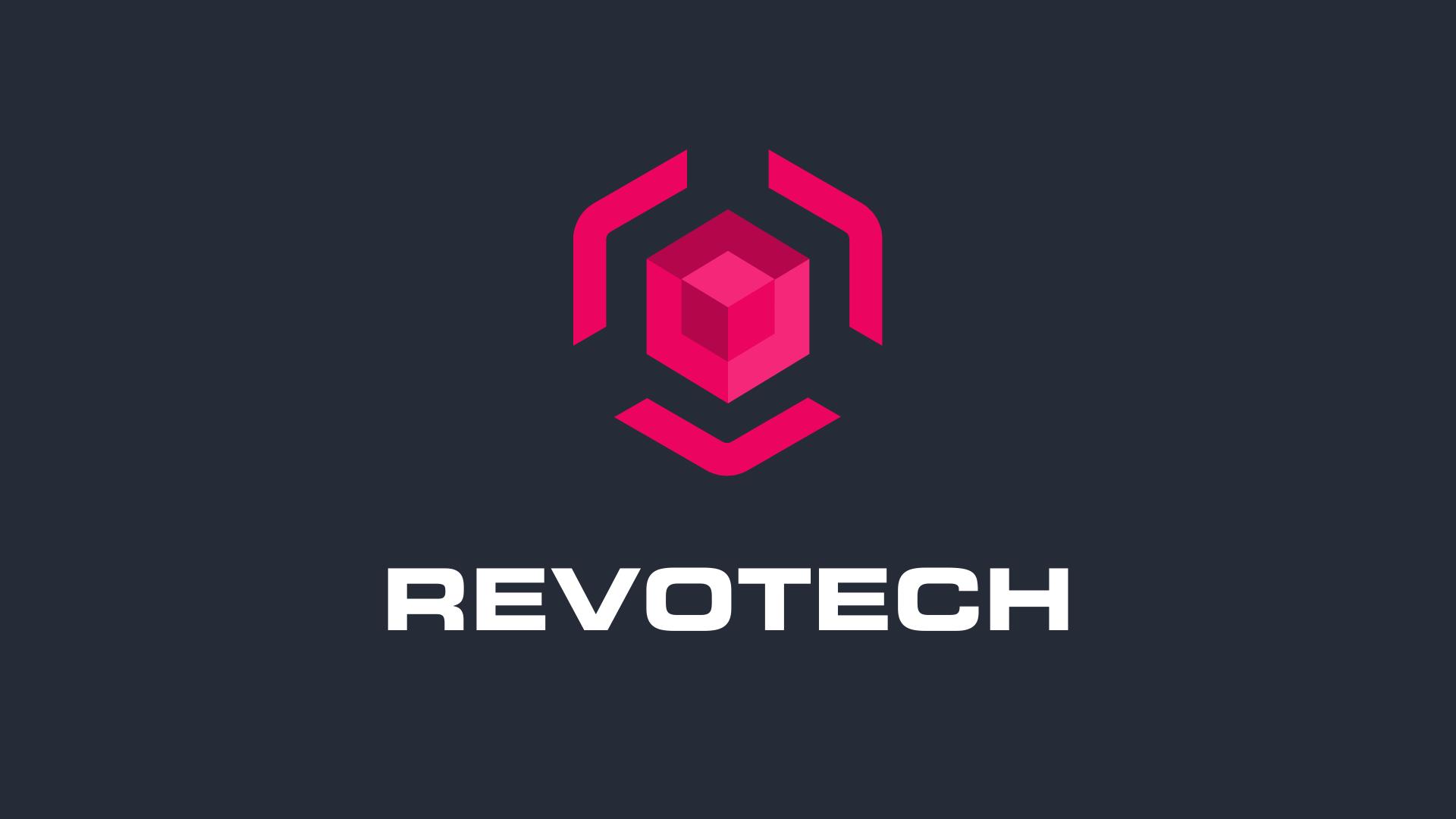 Логотип компании «REVOTECH»