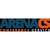 Логотип компании «ARENA CS»