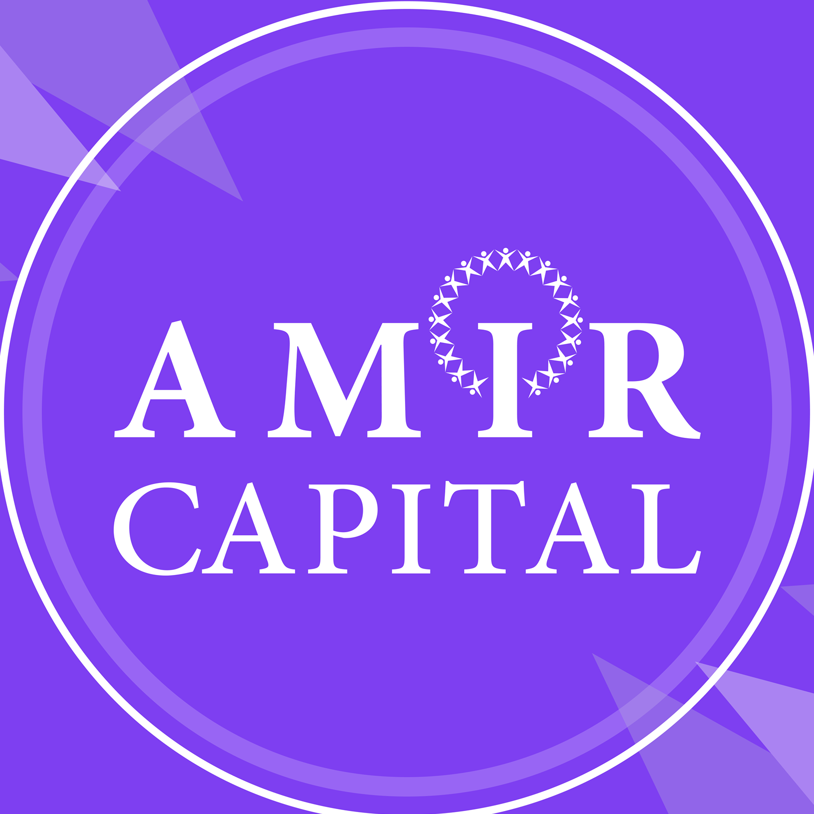 Логотип компании «Amir Capital»