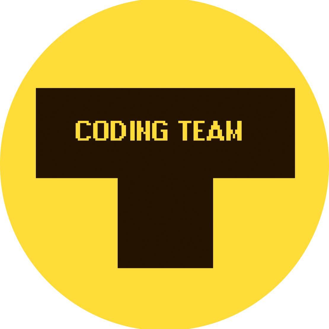 Логотип компании «Coding Team»