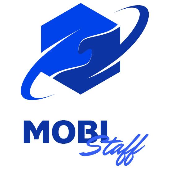 Логотип компании «MOBI Staff»