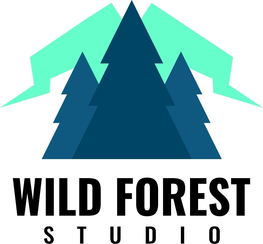 Логотип компании «Wild Forest»